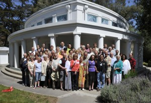 Group Photograph from the Temple's May Gathering